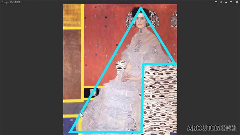 课程 photoshop 入门 设计理论 构图绘画完全教学 构图绘画完全教学